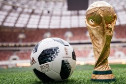 Soccer and technology link in World Cup Russia