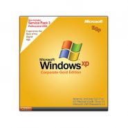 Microsoft Windows XP Pro SP3 Gold Edition