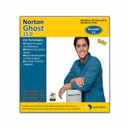 Norton Ghost 15.0.1 Bootable CD