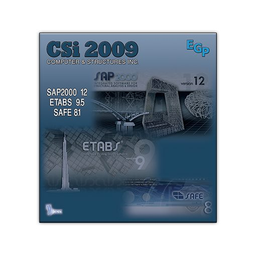 CSI 2009 (SAP2000 v12, ETABS v9.5, SAFE v8.1)