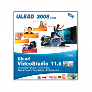 Ulead Collection 2008 (VideoStudio 11.5 and…)
