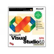 Microsoft Visual Studio 6.0 SP6 Enterprise