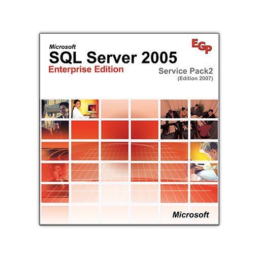 Microsoft SQL Server 2005 SP2 Enterprise