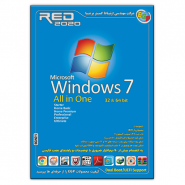 MS Windows 7 SP1 All in One UEFI Dual Boot 32&64 bit Update 2020 + 90 Software - Red Series