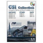 CSI Collection 2011 (SAP2000 v14.2, ETABS v9.7, SAFE v12.3)