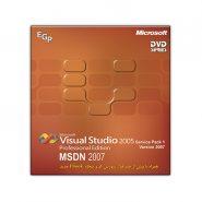 Microsoft Visual Studio 2005 SP1 Professional MSDN 2007 + Surce Code and eBook