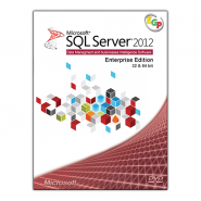Microsoft SQL Server 2012 Enterprise 32&64 bit