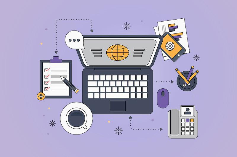 اصلاحات رایج در نشر دیجیتال