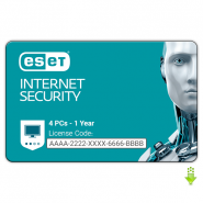 License ESET Internet Security