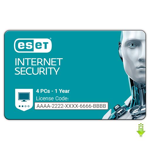 License ESET Internet Security