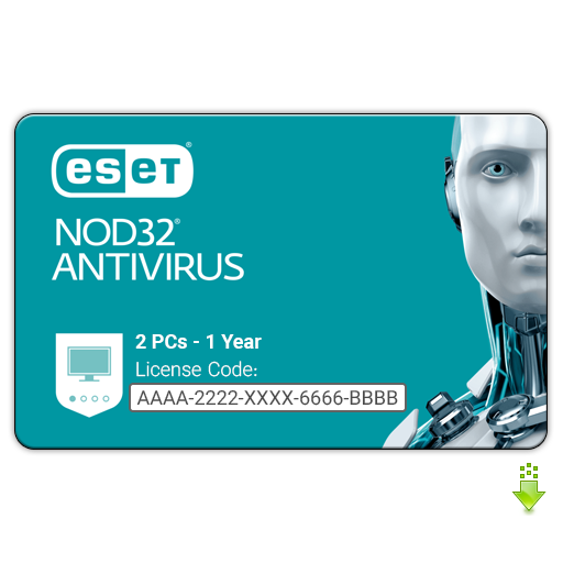 License ESET NOD32 Antivirus