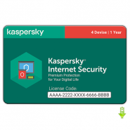 Kaspersky Internet Security ISP 2020 License