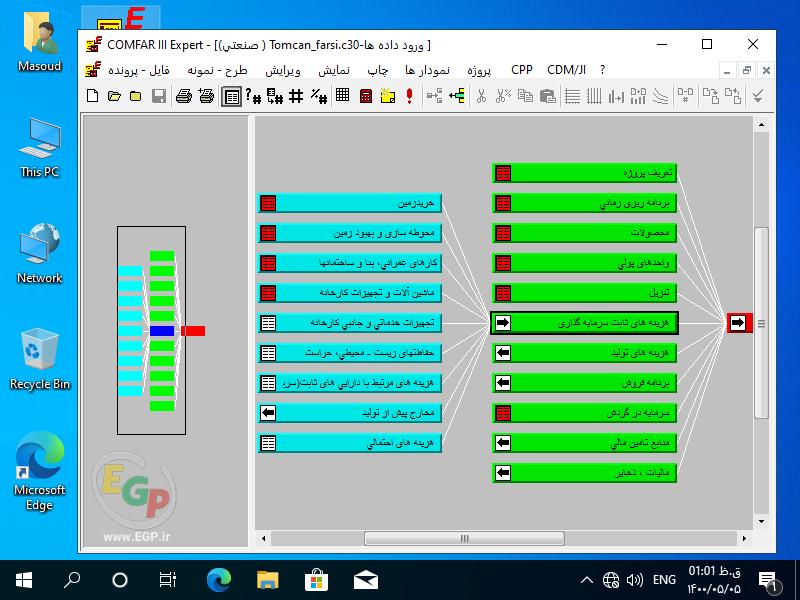 COMFAR III Expert 3.3a
